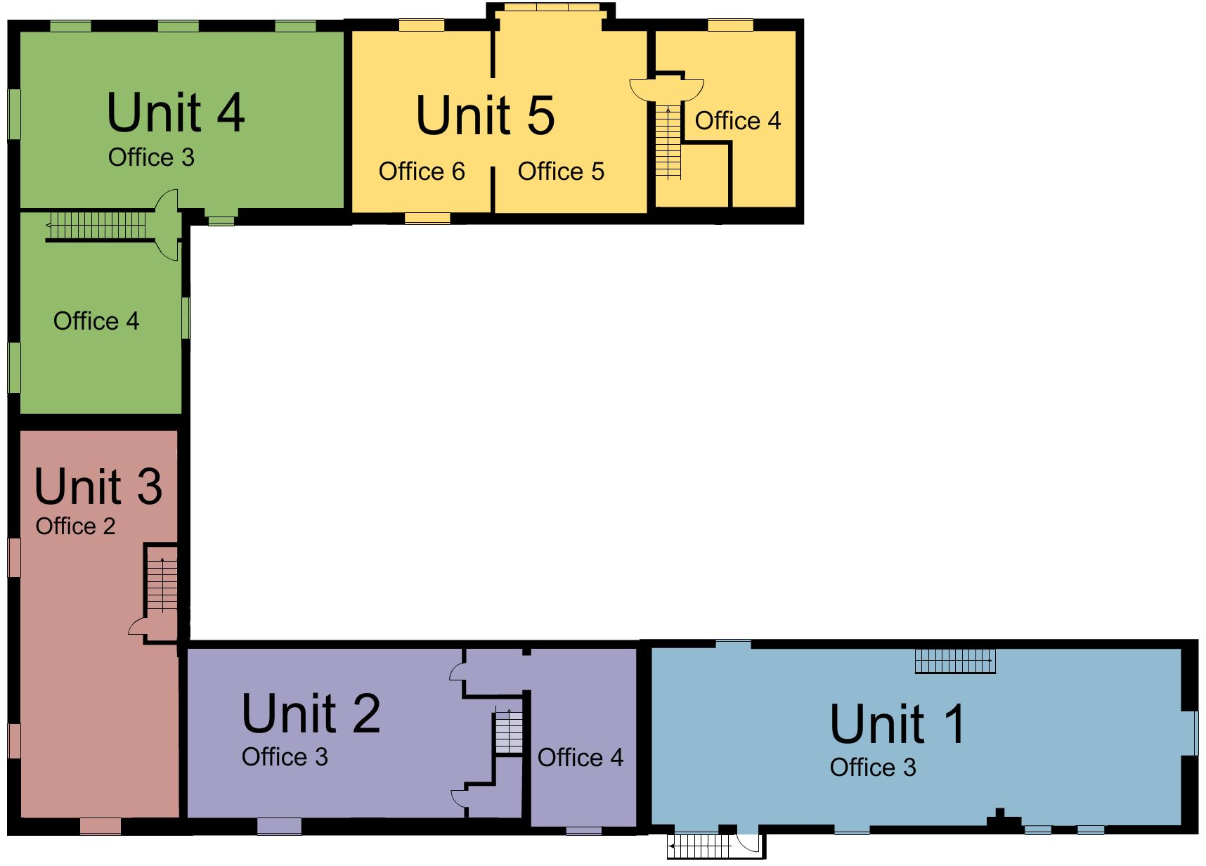 Estate Plan Map – First Floor
